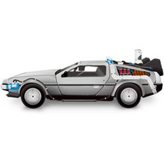 """Time Machine  appears to """"Back to the Future""""."""