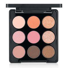 Mono Pop Eyeshadow Palette by Avon x The Face Shop - Avon Eyeshadow, Eyeshadow Brushes, Gloss Eyeshadow, Eyeshadows, Lip Gloss, The Face Shop, Cushion Makeup, Brown Eyeshadow Palette, Anti Aging
