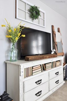 Living room ideas with tv stand farmhouse stand large size of living room best decor ideas . living room ideas with tv stand good decor Tv Stand Decor, Diy Tv Stand, Tv Decor, Home Decor, Decor Ideas, Wall Decor, Decor Room, Diy Ideas, Bedroom Decor