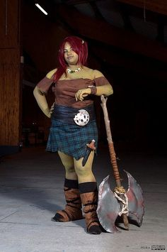 Princess Fiona from Shrek Plus Size Halloween Costume | Plus Size Life.co.uk