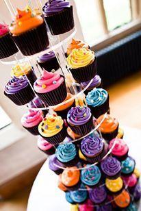 Cupcakes estilosos, que fofs.
