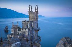 25 Real Life Fairytale Castles around the world Real Castles, Famous Castles, Haunted Castles, Travel Articles, Travel News, Castle Pictures, Fairytale Castle, Travel Information, Tower Bridge