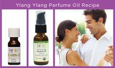 Ylang Ylang Perfume Oil Recipe#vitaminshoppe #auracacia #aromatherapy