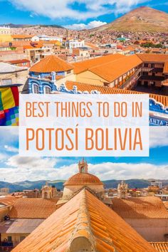 Planning a trip to Bolivia and trying to decide if you want to go to Potosi? Here are the best things to see and do in Potosi. Bolivia Travel, Uganda Travel, South America Travel, Hawaii Travel, Honduras Travel, Travel Information, Plan Your Trip, Travel Guides, Travel Tips