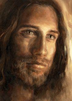 Compassionate Christ (5x7 Print)