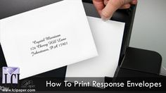 Printing Tutorials