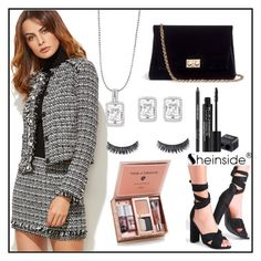 """""""SheIn #5/10"""" by s-o-polyvore ❤ liked on Polyvore featuring Rodo and Rodial"""