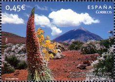 Stamp%3A%20Mount%20Teide%20bugloss%20(Echium%20wildpretii)%20in%20Teide%20National%20Pa%20(Spain)%20(National%20Parks)%20Mi%3AES%204532%2CYt%3AES%204236%2CSg%3AES%204544%2CEdi%3AES%204590%20%23colnect%20%23collection%20%23stamps