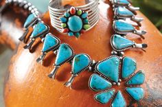 Turquoise Jewelry from Crow's Nest Trading