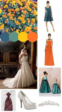 My Wedding Chat » Blog Archive Fall Wedding Colors - interestingillustration.com