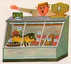 The Spotted Dotted Puppy written by Steffi Fletcher, illustrated by Art Seiden (1961)