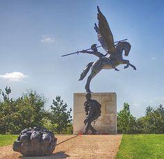 Parachute Regiment & Airborne Forces Memorial National Arboretum