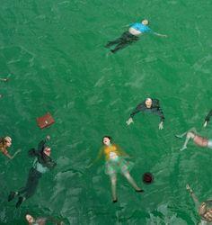 ALEX PRAGER, 3:14 PM PACIFIC OCEAN COMPULSION 2012 http://www.nomad-chic.com/swim.html