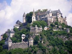Hochosterwitz near St.Veit, Carinthia. One of Austria's most stunning fortresses.