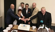 The Global Speakers Federation celebrates 20 years of service to the professional speaking association industry 20 Years, Speakers, Place Cards, Place Card Holders, Celebrities, Celebs, Celebrity, Loudspeaker, Famous People