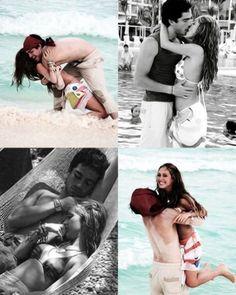 Mia y Miguel en Cancun. Loved these scenes.