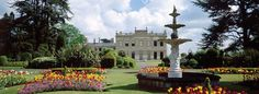 Brodsworth Hall and Gardens in South Yorkshire...Summertime