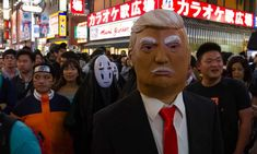 Halloween costumes are now about our contemporary fears