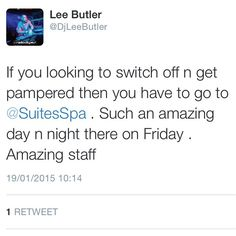 Feeling stressed or just want some me time?! Come and visit us! #spa #liverpool #relax