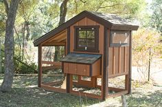 Chicken Coops Made From Pallets | Build A Chicken Coop From Pallets | Woodworking Project Plans