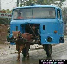 3rd world trucking