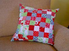 christmas pillow, via Flickr.
