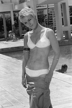 Nackt  Jean Seberg Actress Jean