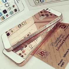 luxury, gold and iphone image on We Heart It Iphone 5c, Coque Iphone 6, Iphone Cases, Apple Iphone, Cool Cases, Cute Phone Cases, Ipod, Iphone Accessories, Paris