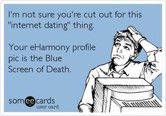 Internet dating at 40