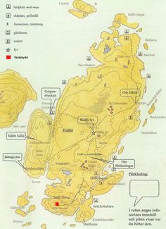 English Utö Ålö Maps Of Archipelago Pinterest Archipelago - Uto sweden map