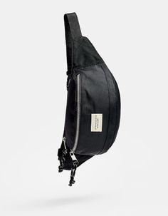 Nylon belt bag - Bags and backpacks Crossbody Bags For Travel, Travel Bags, Backpack Straps, Sling Backpack, Nylons, Fashion Bags, Fashion Accessories, Zara, Backpacks