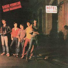 First album of Barão vermelho... 80´s brazilian rock!