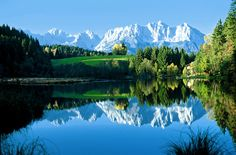 Wandelen door de Alpen...