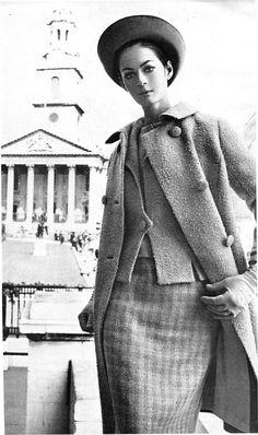 irish fashion designers   Irish Fashion Design at Harrods, London, August 1965