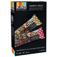Kind Healthy Snacks - 18 ct. - Walmart.com