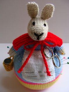 in crochet .....