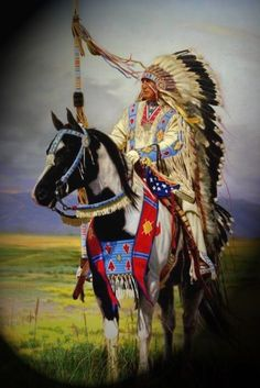 Patricia Woodruff uploaded this image to 'Native America Pictures'. See the album on Photobucket. Native American Horses, Native American Warrior, Native American Paintings, Native American Pictures, Native American Quotes, Indian Pictures, Native American History, American Indians, American Symbols