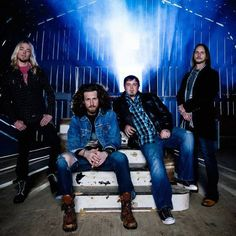 """NEWS: The rock band, Black Stone Cherry, have been announced as the headliner for the first-ever """"Carnival of Madness Tour,"""" in the UK. Shinedown, Halestorm and Highly Suspect will be on the tour, as support. Details at http://digtb.us/1IDUxbG"""