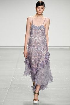 Rebecca Taylor Spring 2015 Ready-to-Wear Fashion Show: Complete Collection - Style.com