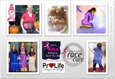 Octobers Past: Breast Cancer, Pregnancy Loss, and Halloween ++ As I warm up to write my annual Think Before You Pink post, I'll take you down memory lane and share some posts from Octobers past.