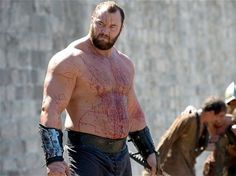 I got: The Mountain! Which Game Of Thrones Character Are You?