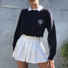 Indie Outfits, Teen Fashion Outfits, Retro Outfits, Look Fashion, Vintage Outfits, Cute Skirt Outfits, Cute Casual Outfits, Stylish Outfits, Mode Hipster