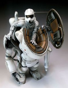 ◆Ma.k/SF/キャラもの製作 : 模型製作報告書【プラモログ】