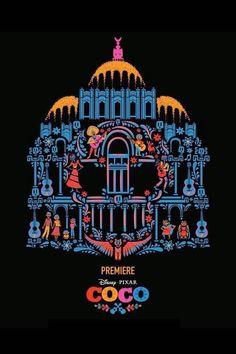 #palaciodebellasartes #Coco #pixar