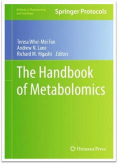Methods In Pharmacology And Toxicology - The Handbook of Metabolomics | Sách Việt Nam