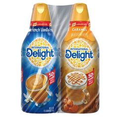 Search for coffee creamer - Sam's Club Coffee Protein Smoothie, French Vanilla Creamer, Caribou Coffee, Coffee Cafe, Iced Coffee, Coffee Drinks, Blended Coffee, Coffee Creamer, Sam's Club