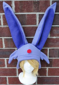 Espeon Pokemon Hat  A winter nerdy geekery gift by Akiseo on Etsy, $30.00
