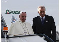 #PopeFrancis arrives in Nairobi at start of his African visit - Vatican Radio