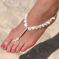 just found my barefoot sandals for our wedding :) <3