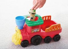 Get 51% Off The Fisher-Price Animal Zoo Train!